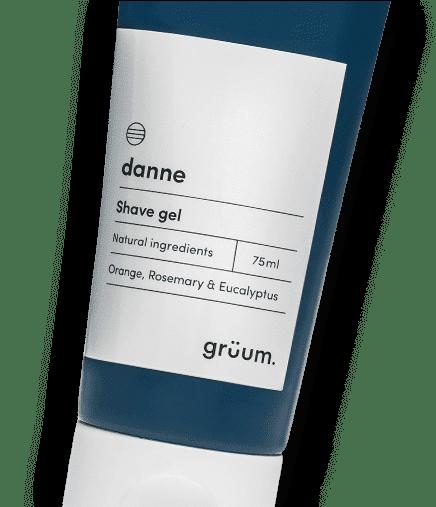danne - shave gel