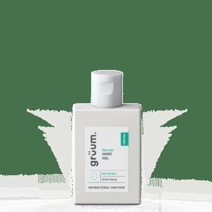Bottle of forsvar 50ml hand gel